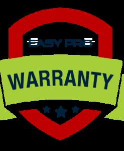 easypro warranty