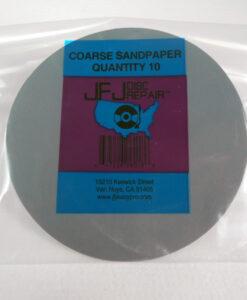 coarse-sandpaper